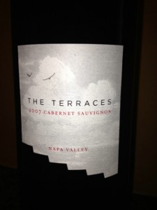 terraces cabernet
